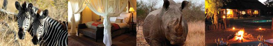 The Manor House - Tintswalo Safari Lodge, Manyeleti Private Game Reserve
